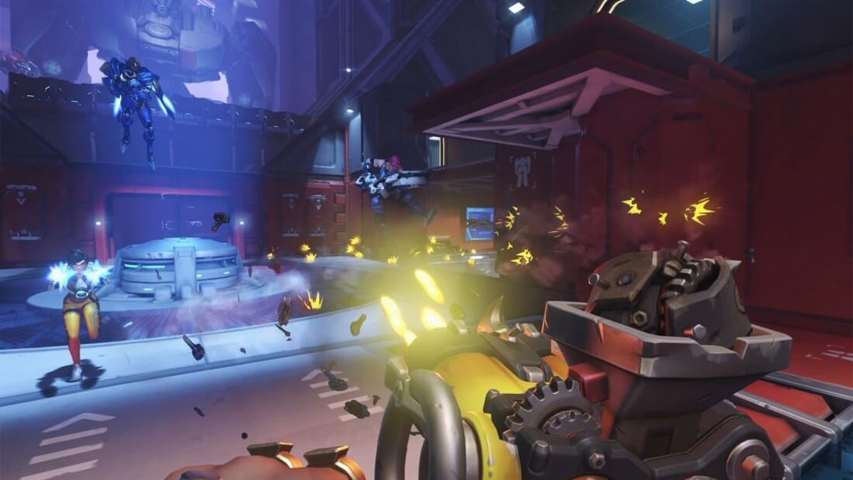 Overwatch PC Benchmarks: Making Ultra HD Look Easy