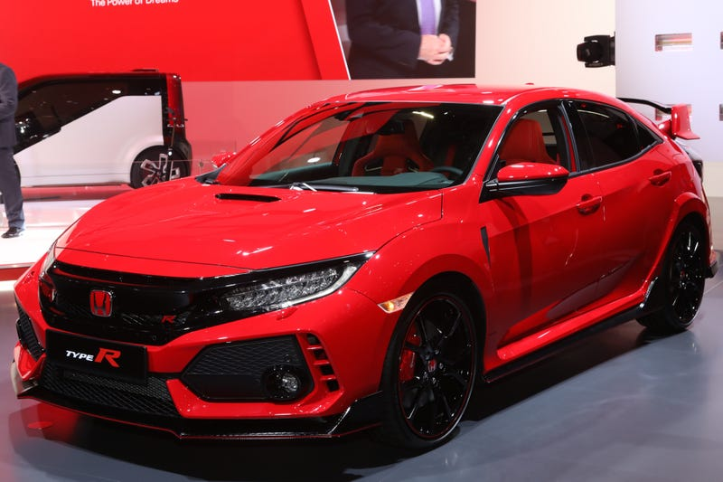 Beautiful Red Type R