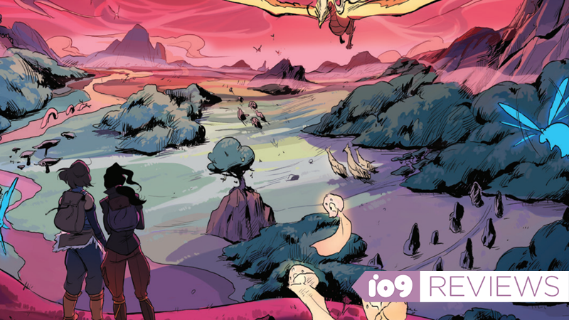 The Legend of Korra Finally Continues in the Pitch-Perfect Turf Wars Comic