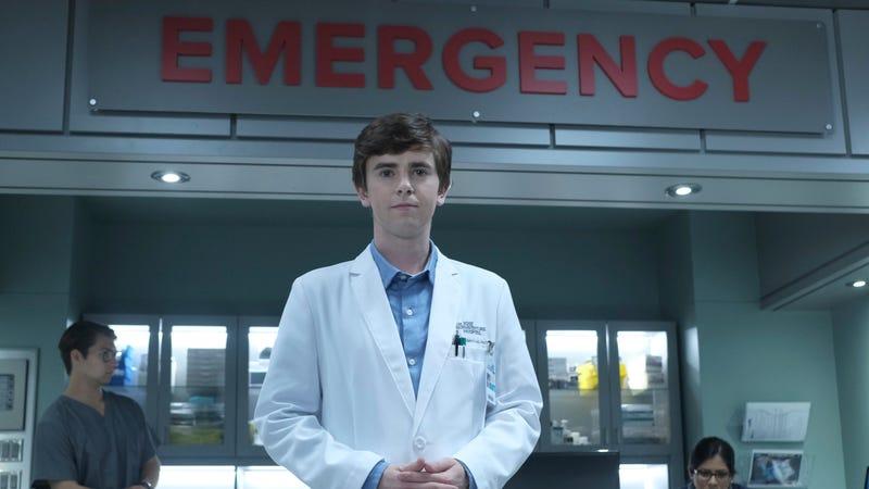 Photo: The Good Doctor (Eike Schroter, ABC)