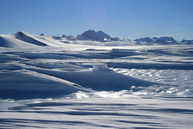Así descubrieron los científicos el Gran Cañón oculto en la Antártida