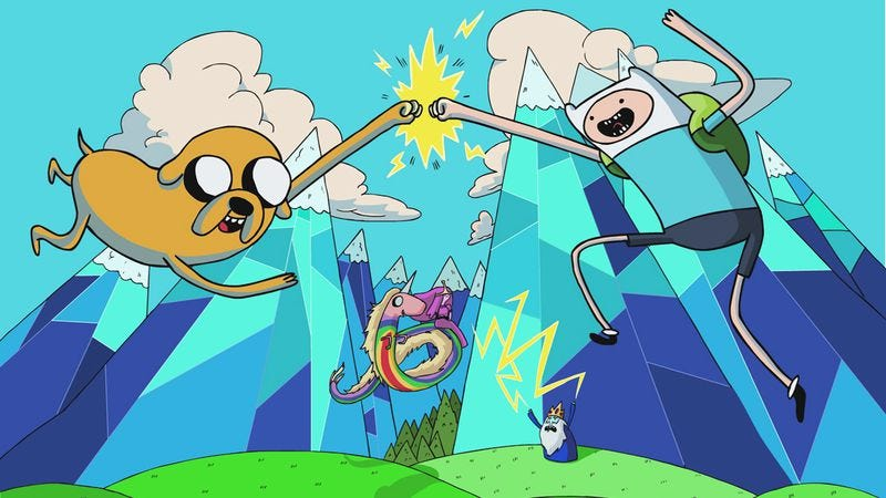 "Illustration for article titled Adventure Time: ""The Hard Easy"""