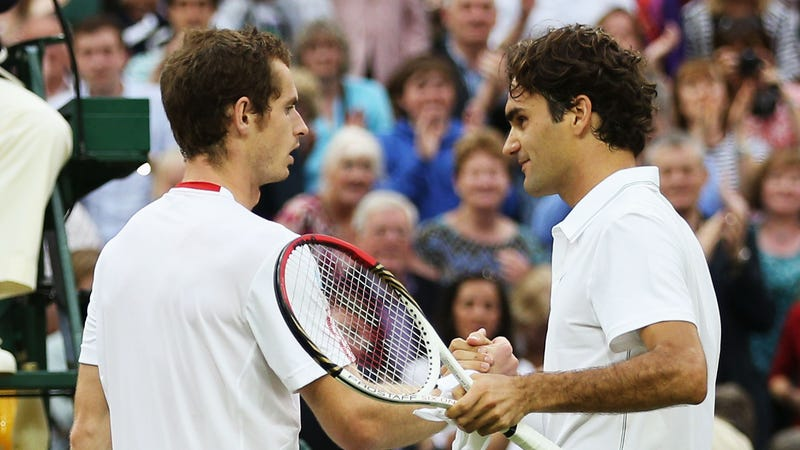 Illustration for article titled Come Discuss Federer-Murray II: The Quickening With Us Here