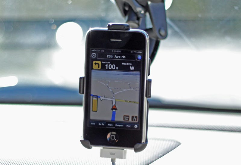 Illustration for article titled MotionX GPS Drive Review: Hands Down the Best Value In GPS Apps