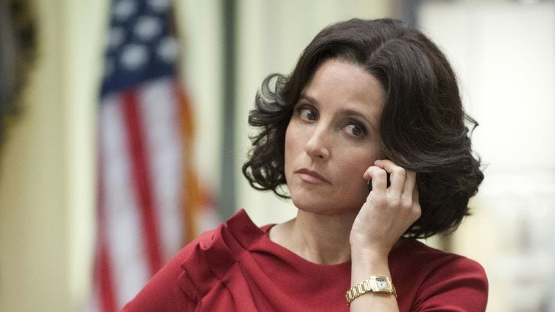 """Illustration for article titled Veep: """"Andrew"""""""