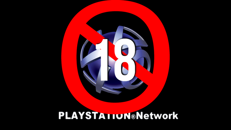 Illustration for article titled Under 18 Years Old? You Cannot Use the PSN in South Korea