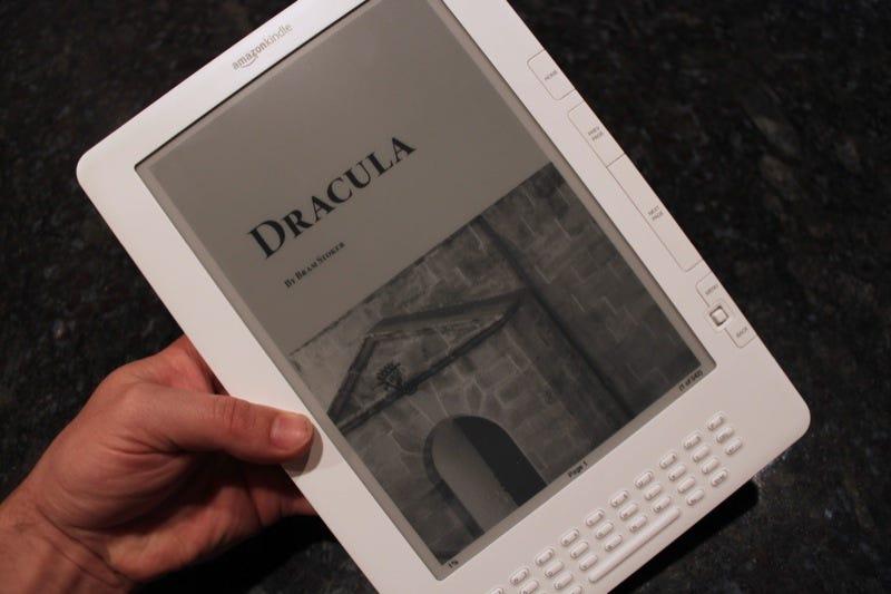Kindle DX Review