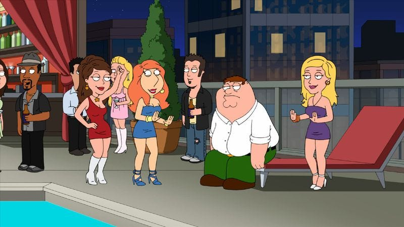 """Illustration for article titled Family Guy: """"Lois Comes Out Of Her Shell"""""""