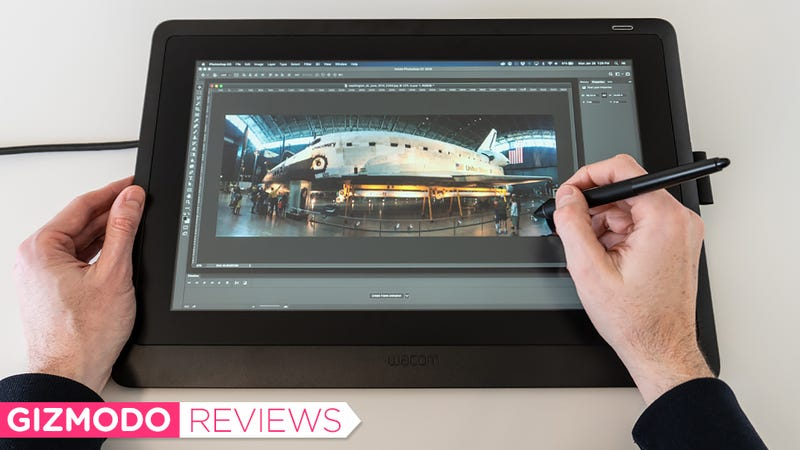 Illustration for article titled How Wacom's New Affordable Cintiq Beats the iPad