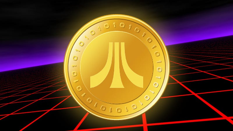 Image result for Atari and blockchain