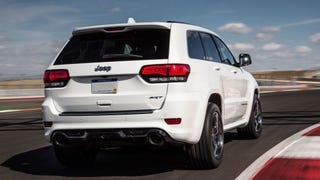 The Hellcat-Powered Jeep Trackhawk Will Be Very, Very Fast: Multiple Reports