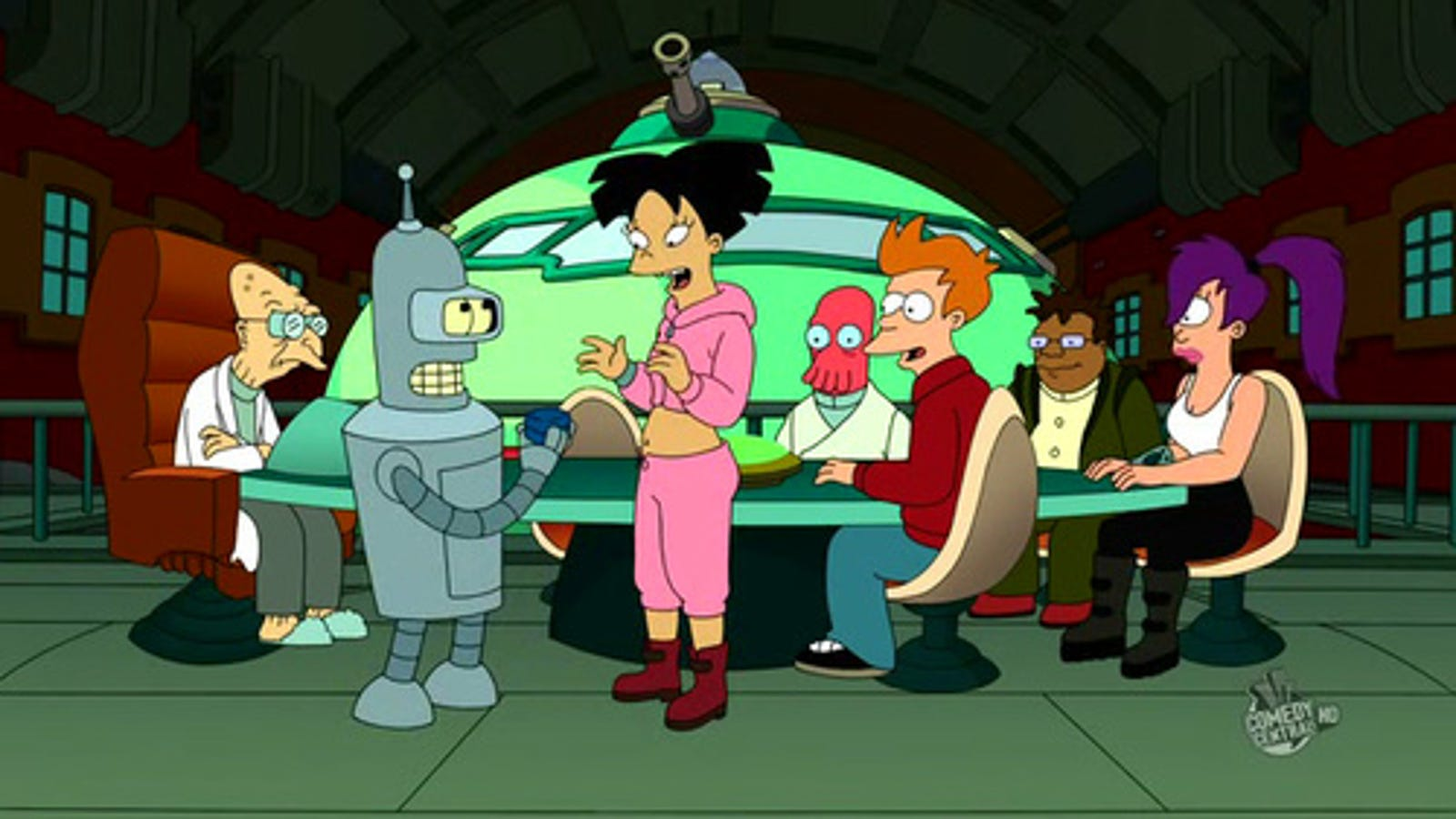 Futurama robosexual marriage