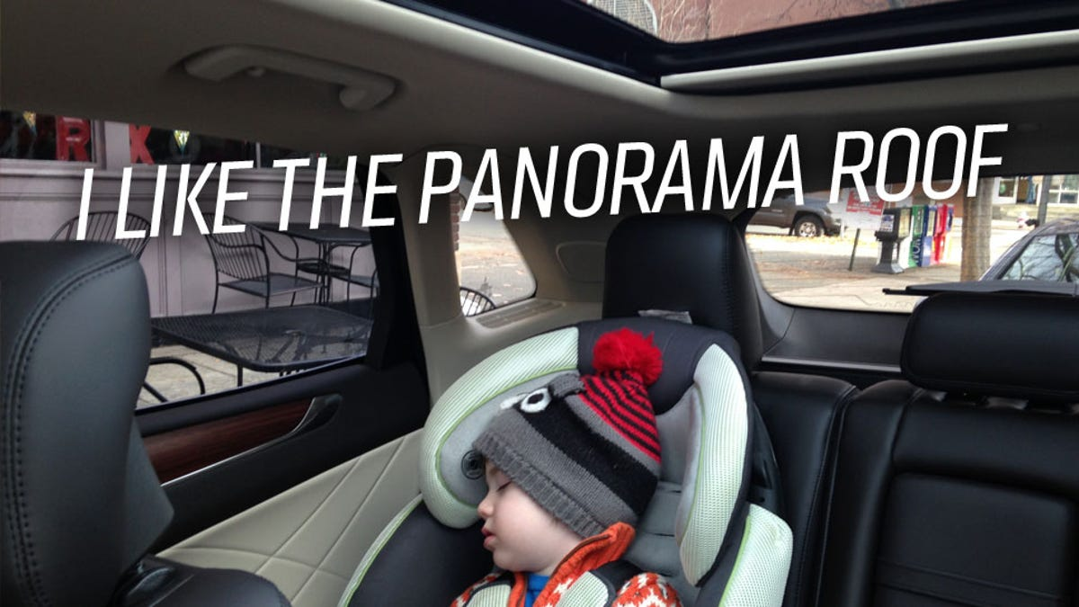 2015 Lincoln Mkc The Jalopnik Review Town Car Tattoo