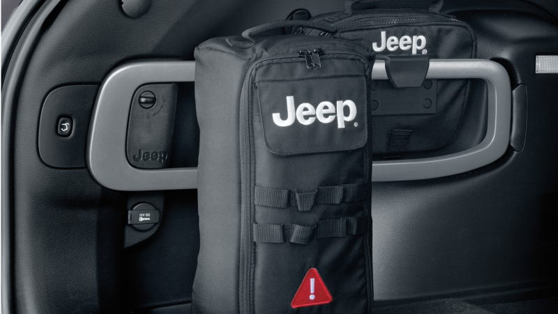 Illustration for article titled Mopar Already Offers A Lowering Kit For The 2015 Jeep Renegade