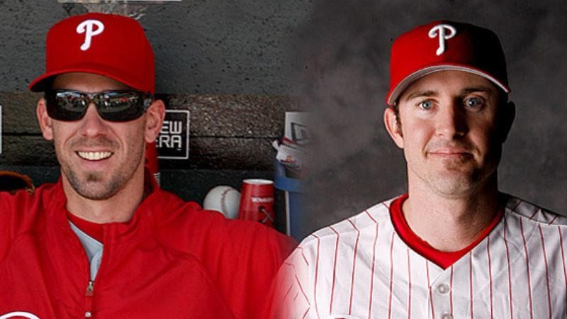 Illustration for article titled Chase Utley Feels Phillies Teammates Already Like Cliff Lee More Than Him