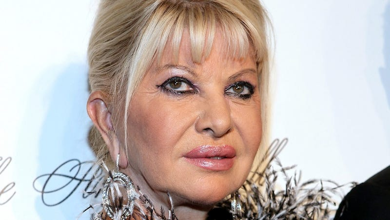 Illustration for article titled Trump Marital Rape Claim 'Totally Without Merit,' Says Ivana Trump