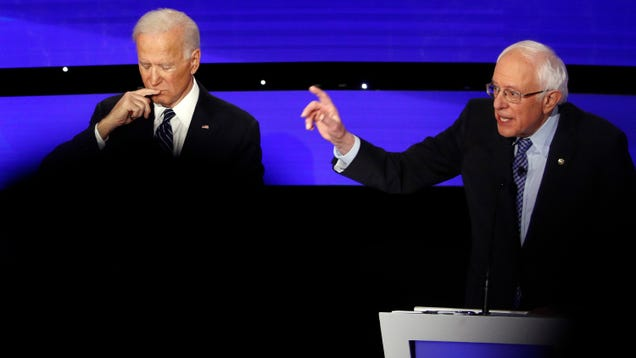 Over 55 Climate Scientists Call BS on Joe Biden s Claim No Scientists Support Bernie Sanders  Climate Plan