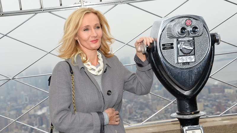 Illustration for article titled J.K. Rowling Once Again Apologizes for Her Blood Thirst