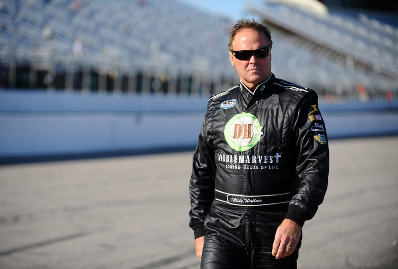 NASCAR driver Mike Wallace, daughter beaten outside concert in NC