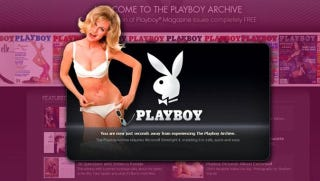 Illustration for article titled So That Playboy App Isn't Really an App At All