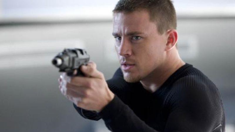 Illustration for article titled G.I. Joe sequel was delayed nine months to address its dearth of Channing Tatum