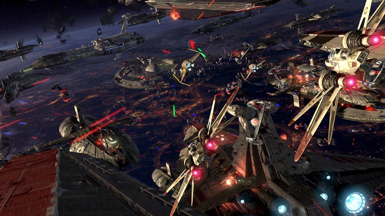 5 Mitos Sobre Batallas Espaciales Que Son Completamente Falsos