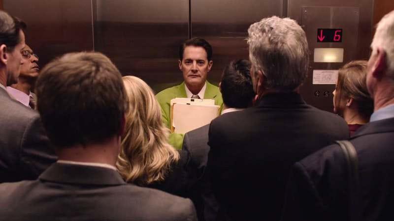 Screenshot: Twin Peaks