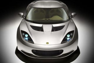 Illustration for article titled The Lotus Evora Weighs A Ton...And A Half