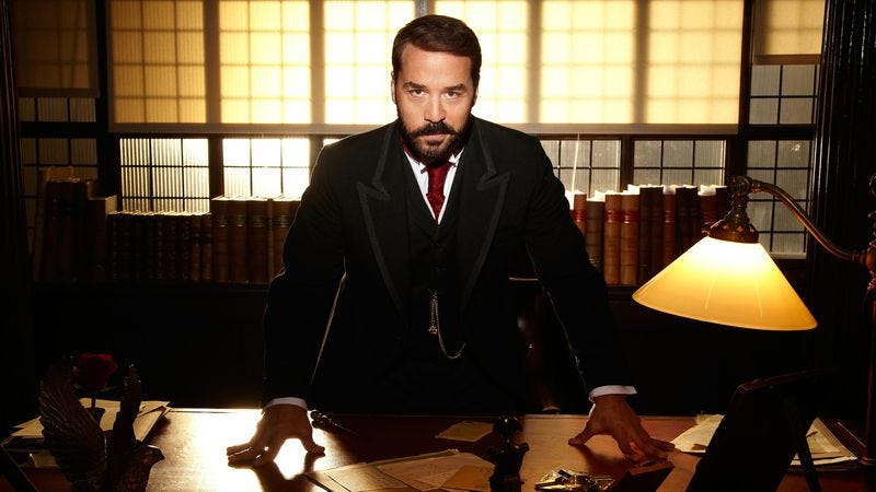 Illustration for article titled Jeremy Piven's Mr. Selfridge gets a fourth season