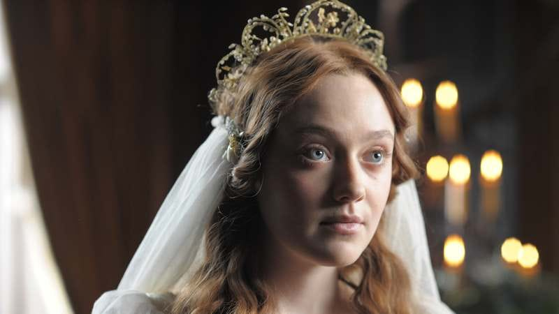 Illustration for article titled Dakota Fanning spends a lot of time looking sad in Effie Gray