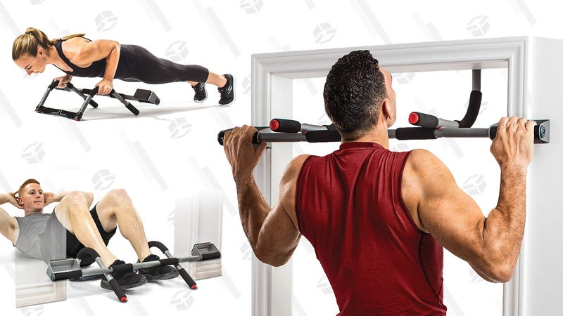 Perfect Fitness Multi-Gym | $28 | Amazon
