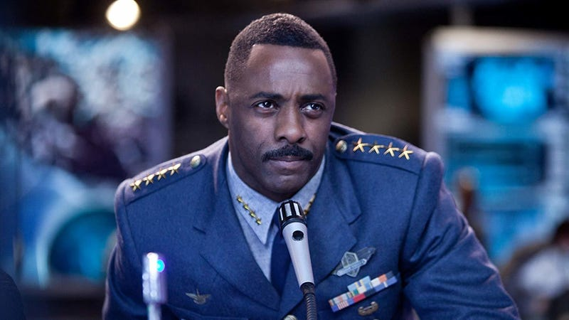 Yes, Idris Elba is in The Suicide Squad. No, he's not replacing Will Smith.