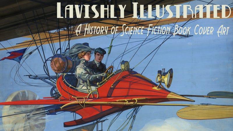Wonder Book Cover Art : How pulp science fiction cover art got its sense of wonder