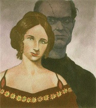"Illustration for article titled Blood of My Blood: Mary Shelley and ""Frankenstein"""