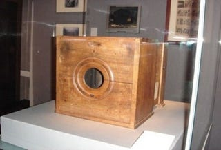 Illustration for article titled Oldest Camera In The World Didn't Worry About Megapixels