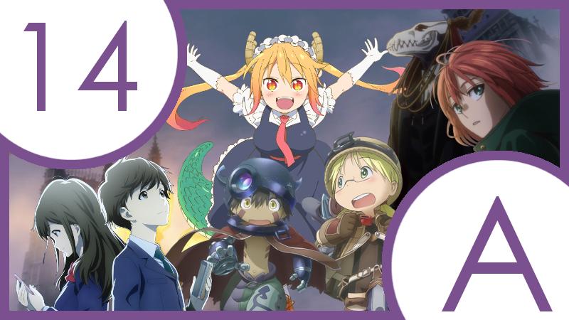 Illustration for article titled 2017 Anime Advent Calendar (Ft. Koda) - December 14th