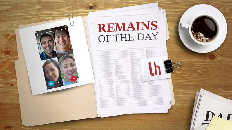 Illustration for article titled Remains of the Day: Mobile Skype Gets Group Video Calling