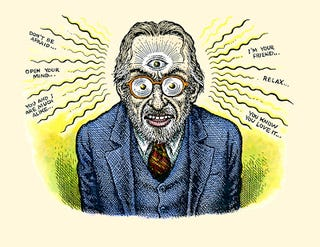Illustration for article titled Happy 70th, Robert Crumb.