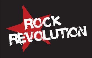 "Illustration for article titled Konami Announces ""Rock Revolution"""