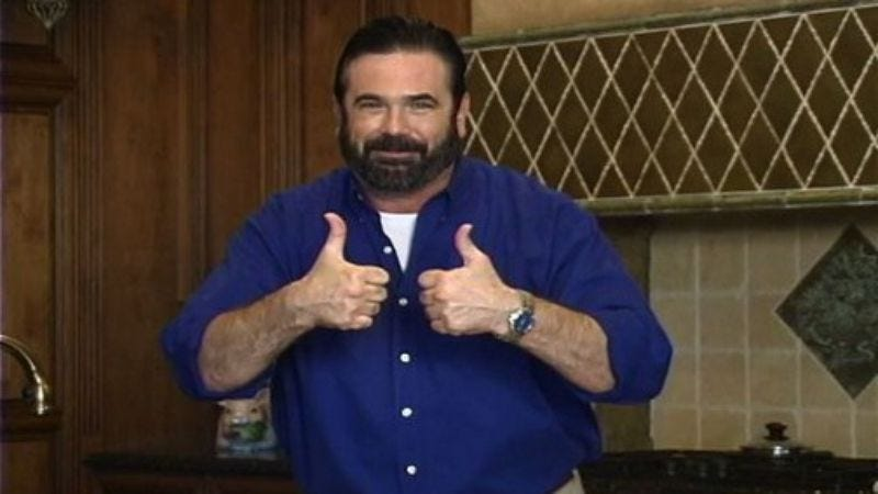 Illustration for article titled R.I.P. Billy Mays