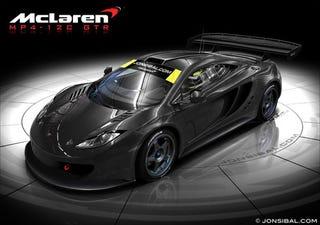 Illustration for article titled McLaren MP4-12C Liveries