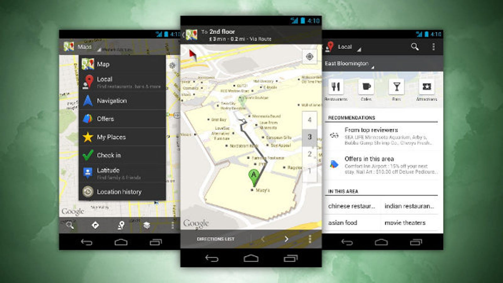 The Best Turn-By-Turn Navigation App for Android