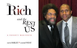 Smiley Books; Cornel West and Tavis Smiley (Washington Post)