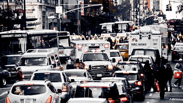 Make Your Commute More Tolerable with a Little Mindfulness