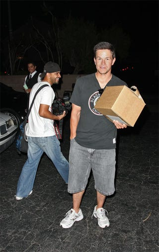 Illustration for article titled Mark Wahlberg: Dick With A Box?