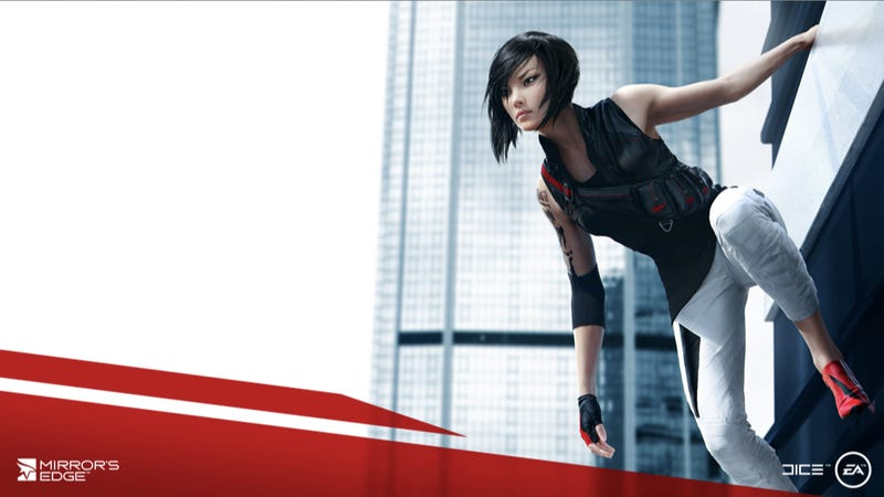 Illustration for article titled Once Again, Some Japanese Gamers Dislike the Look of Mirror's Edge 2