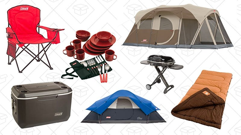 Up to 40% off Coleman gear | Amazon