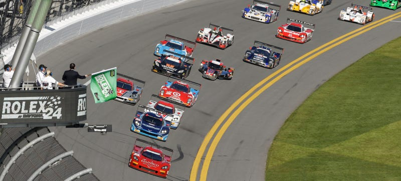 Illustration for article titled I'm Going To The Rolex 24 At Daytona This Weekend And It's Going To Rule