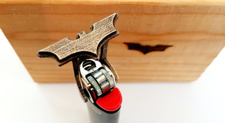 Illustration for article titled This Batman Branding Iron Is The Worst Great Idea We've Seen All Week