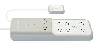 Illustration for article titled Conserve Surge Protector Saves Energy, Money